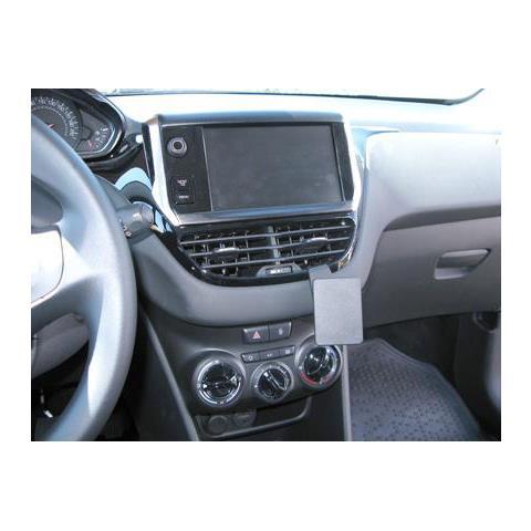 Brodit 854764 Auto Passivo Nero supporto e portanavigatore