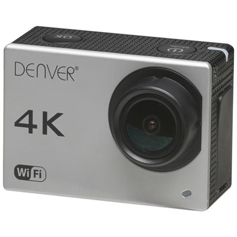 DENVER Acion Cam ACK-8060W Ultra HD 4K Sensore CMOS 8Mpx Wi-Fi