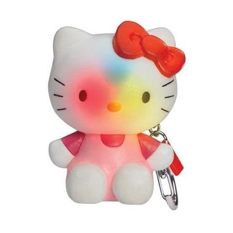 GIOCHI PREZIOSI Hello Kitty Portachiavi Arcobaleno