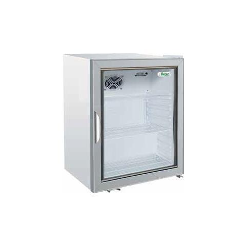 Vetrina Refrigerata Frigorifero Frigo Banco Bar Cm 62x54x70 +2 +8 Rs3479