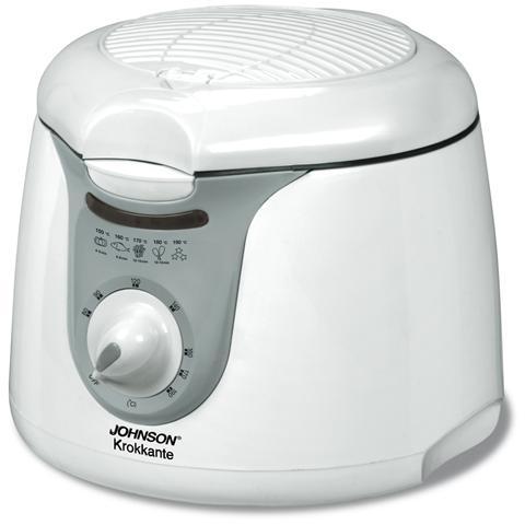 Friggitrice Elettrica Da 2 Litri 1200w Filtro Assorbi Odori