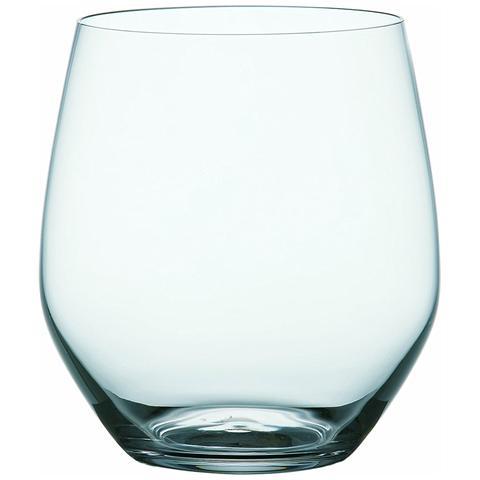 Bicch. Acqua Set 4pz. Cristal.