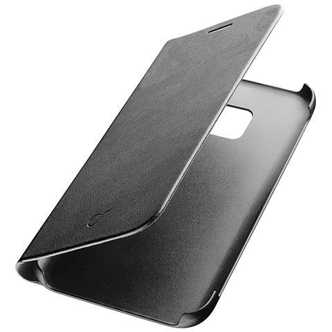 CELLULAR LINE Flip Cover Custodia per Galaxy S8 Colore Nero