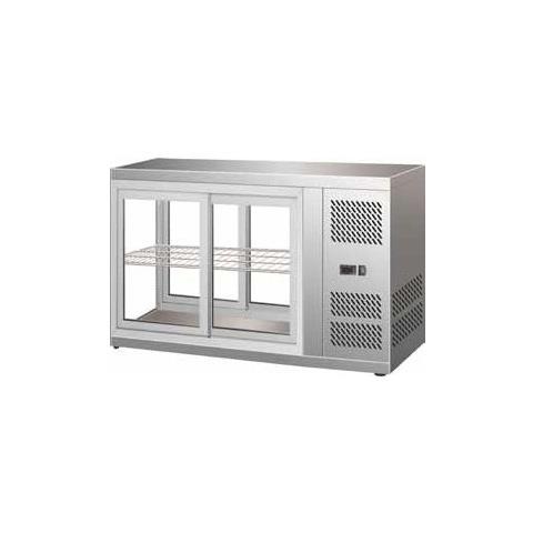 Vetrina Refrigerata Frigorifero Frigo Bar Banco Cm 91x51x55 +2 +8 Rs3475