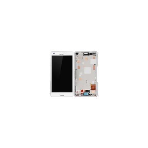 MICROSPAREPARTS MOBILE MSPP72276 Display Bianco 1pezzo (i) ricambio per cellulare
