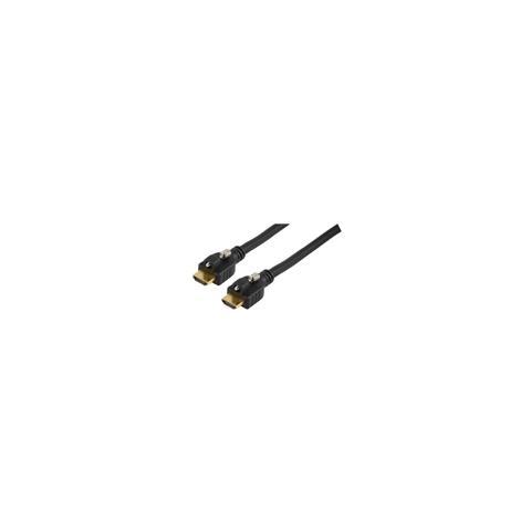 VALUELINE CABLE-5500-5.0, HDMI, HDMI, Maschio / maschio, Oro, Nero, 160 x 50 x 180 mm