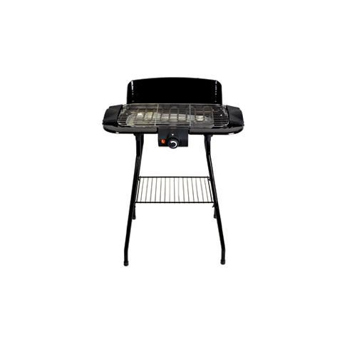 BQS2497 Griglia Barbecue elettrica con stand Potenza 2000 Watt