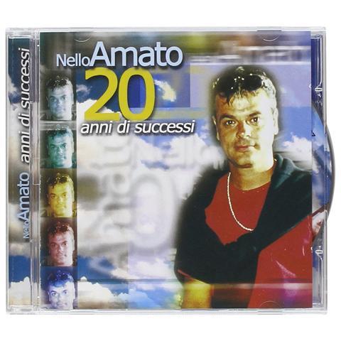 ZEUS RECORD Nello Amato - 20 Anni Di Successi