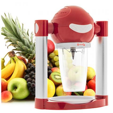 Mixer Robot da cucina Tritatutto 300 Watt Colore Rosso
