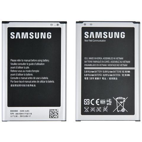 SAMSUNG Batt. Li-ion Sgh N9005 Galaxy Note 3 Bulk