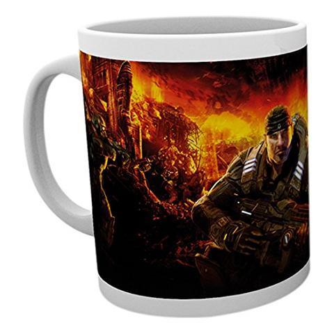Tazza Gears Of War 4 Mug Key Art 3