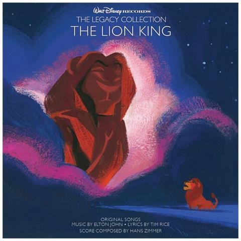 WALT DISNEY Elton John - The Legacy Collection: The Lion King (2 Cd)