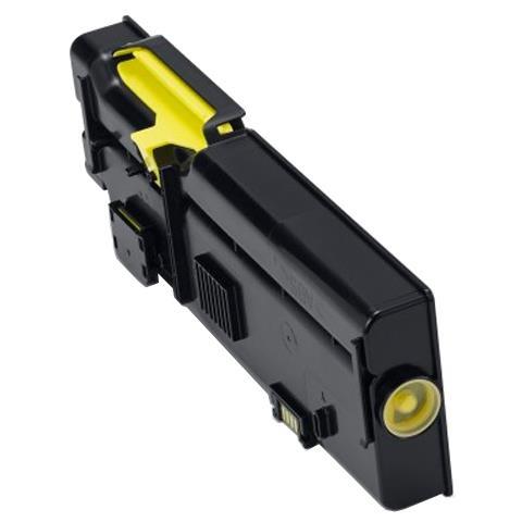 Image of R9PYX, Cartuccia, Giallo, Laser, , C2660dn / C2665dnf, Nero