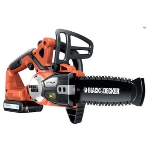 BLACK & DECKER Elettrosega Compatta GKC1820 L20 Litio 18 V