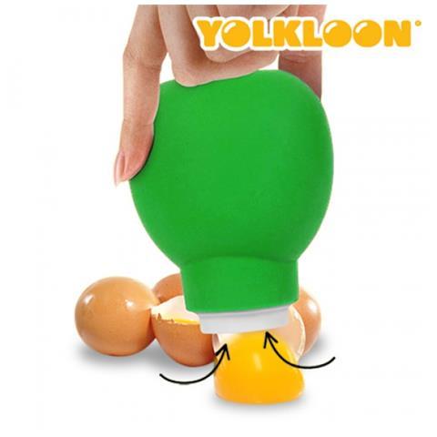Separatore Tuorlo d'uovo Colore Verde