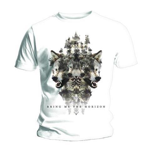 ROCK OFF Bring Me The Horizon - Wolven Version 2 (T-Shirt Unisex Tg. XL)