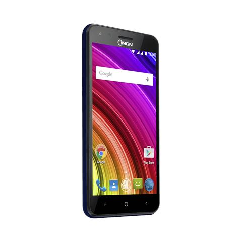 "NGM You Color E505 Blu 8 GB 4G / LTE Dual Sim Display 5"" IPS Slot Micro SD Fotocamera 5 Mpx Android Italia"