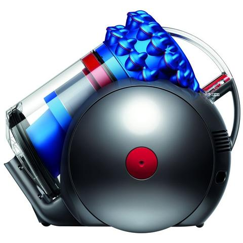 Cinetic Big Ball Musclehead Aspirapolvere a traino – Recensioni e opinioni