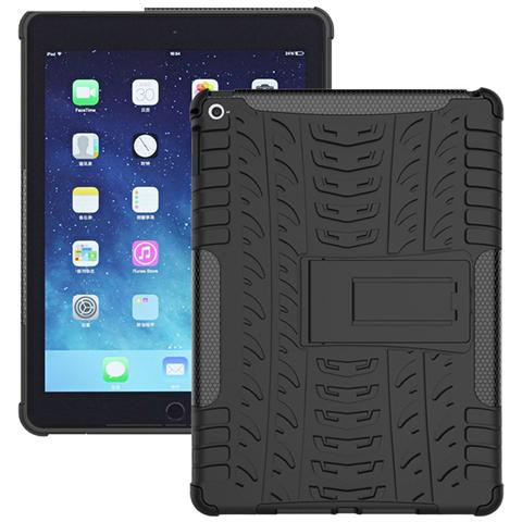 mobility gear Case Antisock Standar For Apple Ipad Air 2 -black