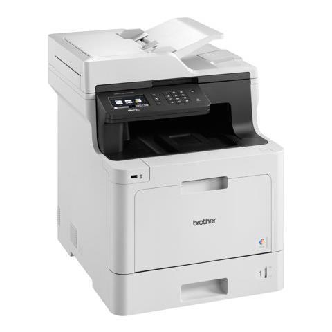 Stampante Multifunzione MFC-L8690CDW Laser a Colori Stampa Copia Scansione Fax 31 ppm Wi-F...