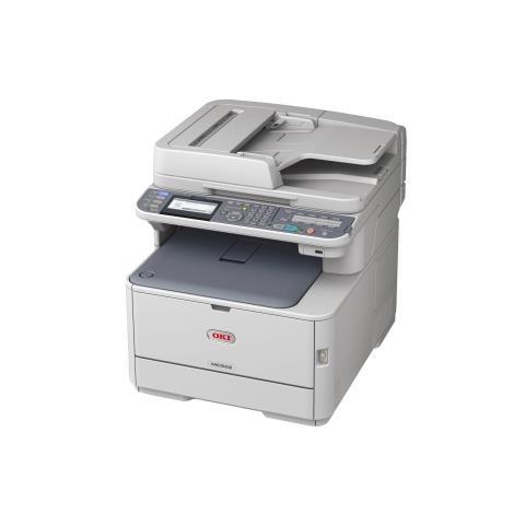 OKI MC562dnw Stampante Multifunzione Stampa Copia Scansione Fax LaserA4 a Colori 30 Ppm (B / N) 26 Ppm (Colore) Wireless Usb Ethernet