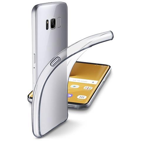CELLULAR LINE Custodia per Galaxy S8 Plus Colore Trasparente