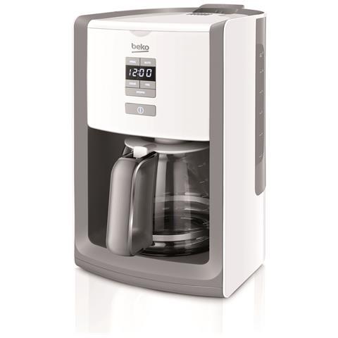 Macchina da Caffè Digitale CFD6151W Potenza 1000 Watt Colore Bianco