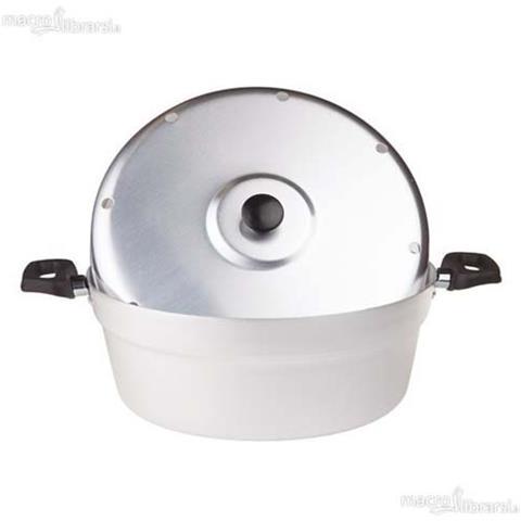Fornetto versilia 26cm ciambellone alluminio c / spargifiamma