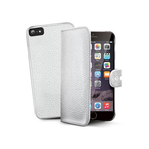 CELLY wh pu wallet case for iphone 6 plus