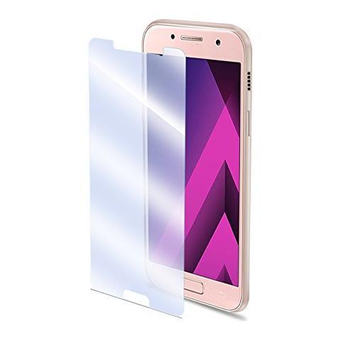 CELLY Glass Antiblueray Galaxy A7 2017