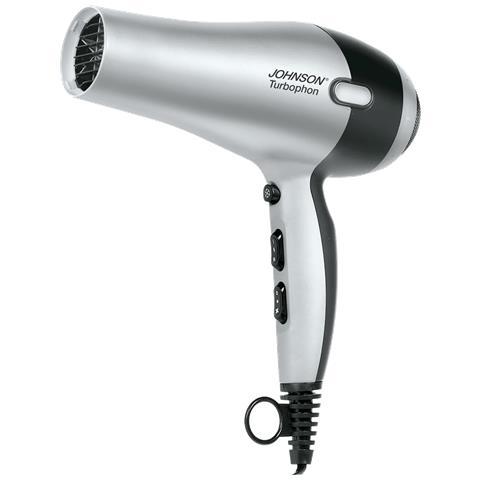 JOHNSON Asciugacapelli Turbophon Potenza 2200 Watt