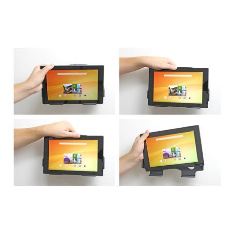 BRODIT 511655 Universale Passive holder Grigio supporto per personal communication
