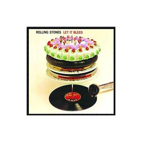 Video Delta Lp Rolling Stones-let It Bleed -hq Vin