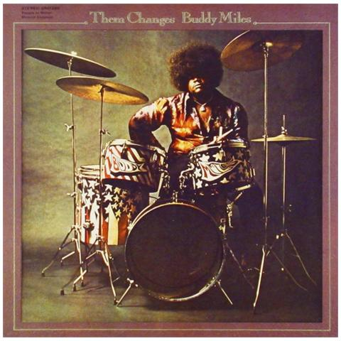 UNIVERSE Buddy Miles - Them Changes