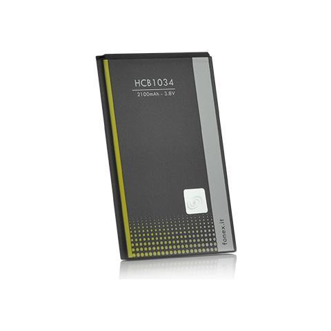 FONEX Batteria Li-Ion High Capacity 2100 mAh per Huawei Ascend Y600
