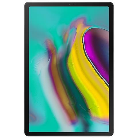 Image of Galaxy Tab S5e Argento 10.5 Full HD Octa core Ram 4GB Memoria 64GB +Slot microSD Wi-Fi+ 4G Lte Fotocamera 13Mp Android -Italia