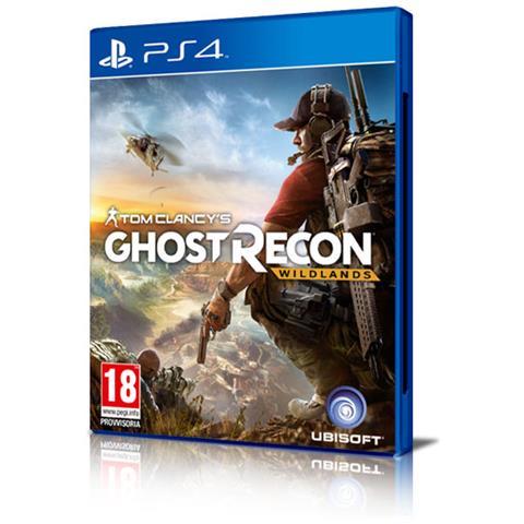 UBISOFT [ Ricondizionato GOLD] PS4 - Ghost Recon Wildlands