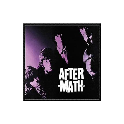 Video Delta Cd Rolling Stones-aftermath = Uk Versio