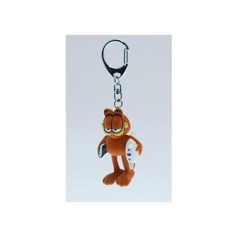 Plastoy 66052 - Garfield - Portachiavi Cuscino