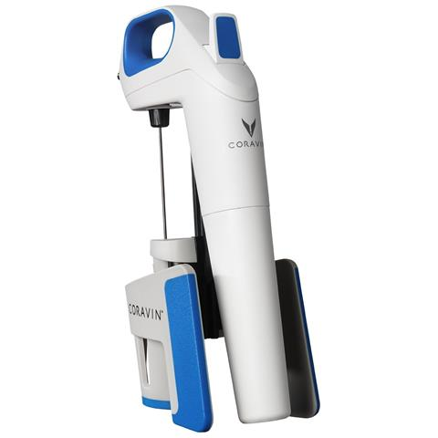 Sistema di Mescita Coravin Model One Colore Bianco / Azzurro