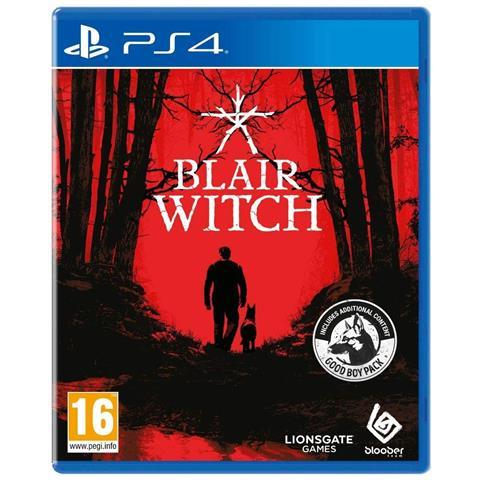 KOCH MEDIA PS4 - Blair Witch