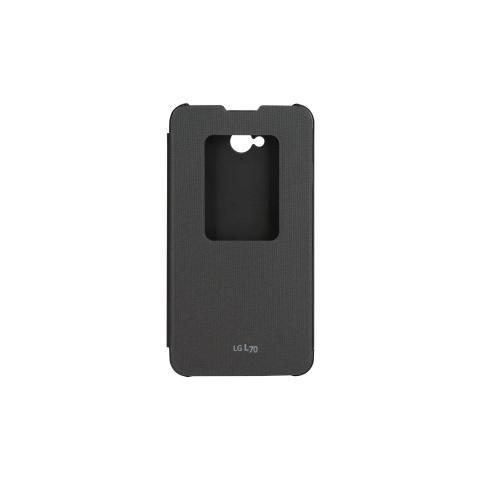 CELLY Pellicola Protettiva in Plastica per Smartphone Nera CCF-400AGEUBK