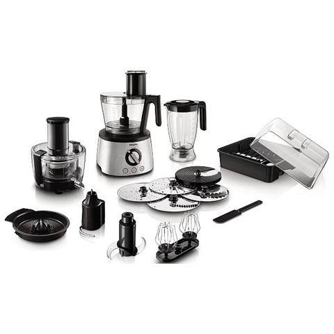 HR7778/00 Avance Collection Robot da Cucina Capacità 3.4 Litri Potenza 1000 Watt con Frullatore