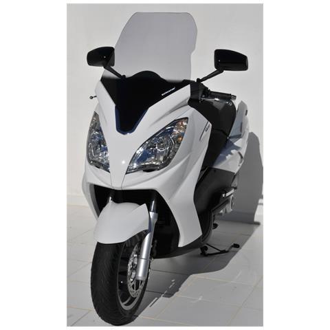Scooter Parabrezza Ermax Alto Protezione +5 Cm (Totale Altezza 74 Cm) Per Satelis 125/300...