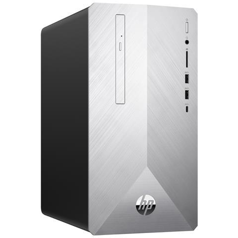 Image of Pc Desktop Pavilion 595-P0002NL Intel Core i7-8700 Hexa Core 3.2 GHz Ram 8GB Hard Disk 1TB Nvidia GeForce GTX 1050 Ti 4GB 5xUSB 3.0 Windows 10 Home