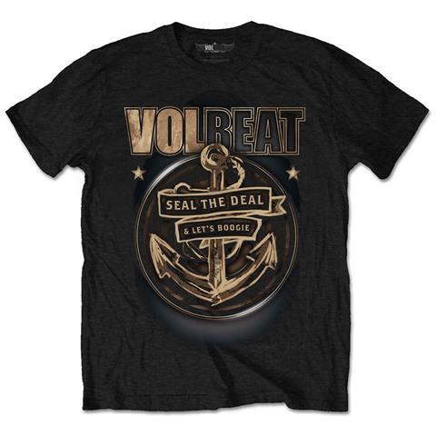 ROCK OFF Volbeat - Anchor (T-Shirt Unisex Tg. XL)
