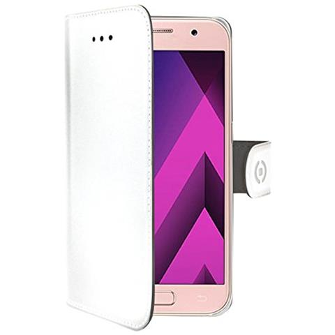 CELLY Wally Case For Galaxy A3 2017 Wh