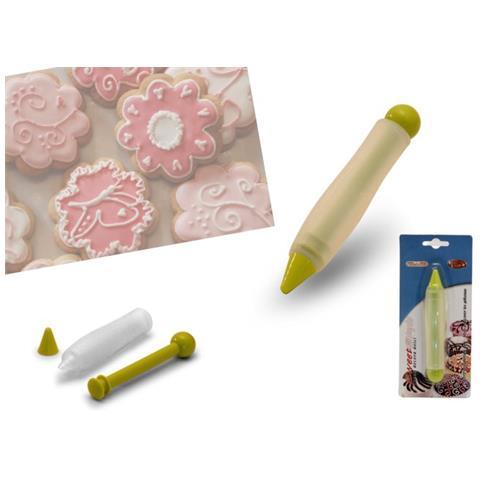 ARTEFUOCO Penna decora dolci silicone c111686