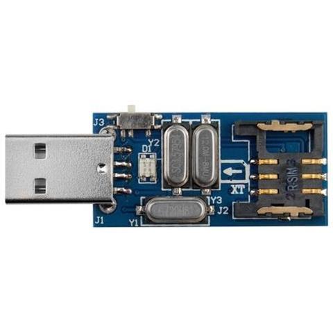 Rgknse Usb Dongle Updater Per R-sim Mini Extreme Per Iphone 5 - 5s - 5c - 4s