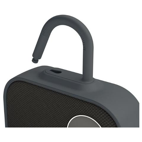 ONE Click, Mono, Con cavo e senza cavo, Batteria, Bluetooth / 3.5 mm, Universale, Grafite,...